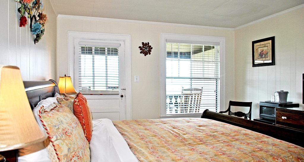 River Bend Room interior