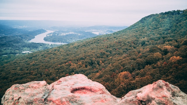 hiking in chattanooga